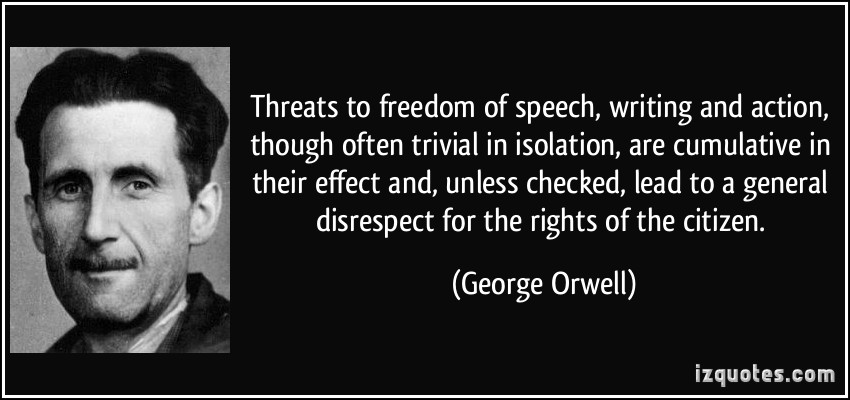 The New Home Of Intolerance To Free Thought And Free Speech ...
